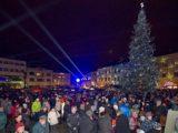 Rozsvěcení vánočního stromu