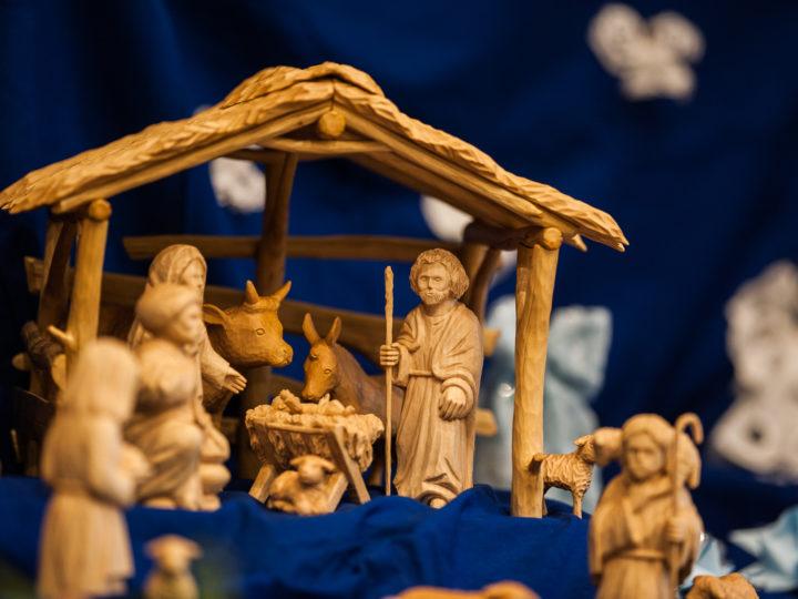 Výstava betlémů a vánočních tradic
