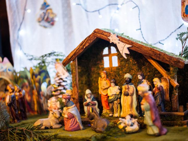 Vernisáž: Výstava betlémů a vánočních tradic