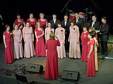 Adventní koncert sboru Harmonia