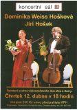 Dominika Weiss Hošková & Jiří Hošek