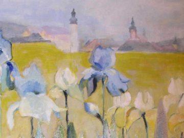 Výstava obrazů Pavly Loserthové
