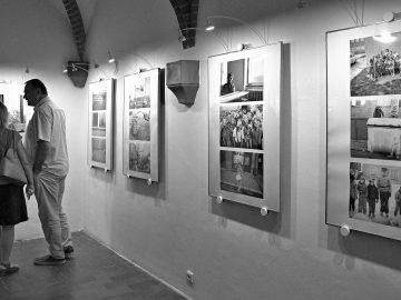 Oli V. Helcl – U.M.O. / fotogalerie / Vernisáž výstavy fotografií Oliho Helcla - U.M.O.., foto: Jiří Necid