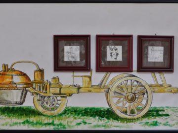 Výstava Libora Beneše – Zlatý řez 5D / fotogalerie / Výstava Libora Beneše, foto: archiv autora