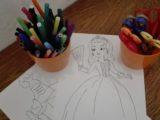 Tvoření rytířů a princezen