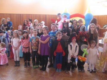 Dětský karneval Hrabůvka