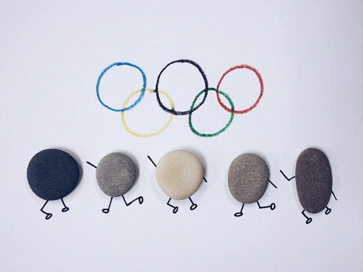Dětská olympiáda u Mikeše