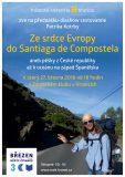 Ze srdce Evropy do Santiaga de Compostela
