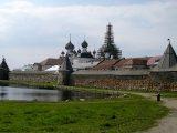 Rusko – Solovecké ostrovy