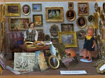 Výstava: Panenky, kam se podíváš / fotogalerie / Výstava Panenky, kam se podíváš v muzeu na Staré radnici, foto: Jiří Necid