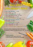 Kurz: Jídlo pro zdravý život