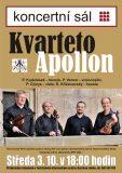 Kvarteto Apollon & Silvie Hessová