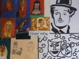 Výstava prací žáků ZUŠ Hranice