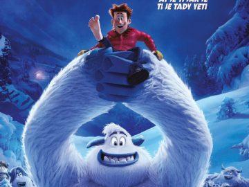 Silvestr v Letním kině s animovaným filmem Yeti: Ledové dobrodužství