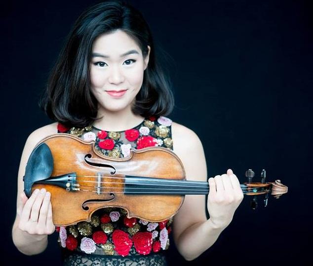 Esther Yoo a Czech Virtuosi