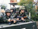 Nástup Armády České republiky