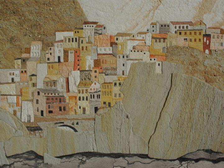 Vernisáž: Výstava obrazů z pískovce