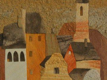 Výstava: Obrazy z pískovce / fotogalerie / Výstava - Pískovcová dílna Tabita, foto: archiv autorek výstavy