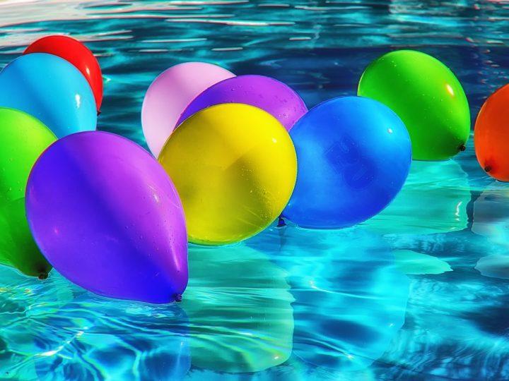 Den dětí na plovárně
