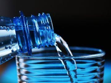 Význam vody a vlákniny v těle