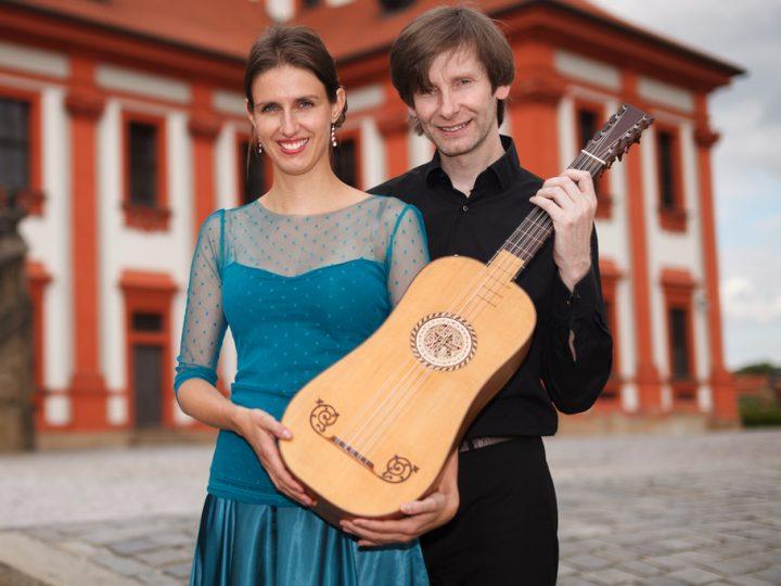 Lucie Rozsnyó a Miroslav Študent