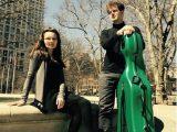 Americké jaro: Duo violoncellista Štěpán Filípek a klavíristka Katelyn Bouska
