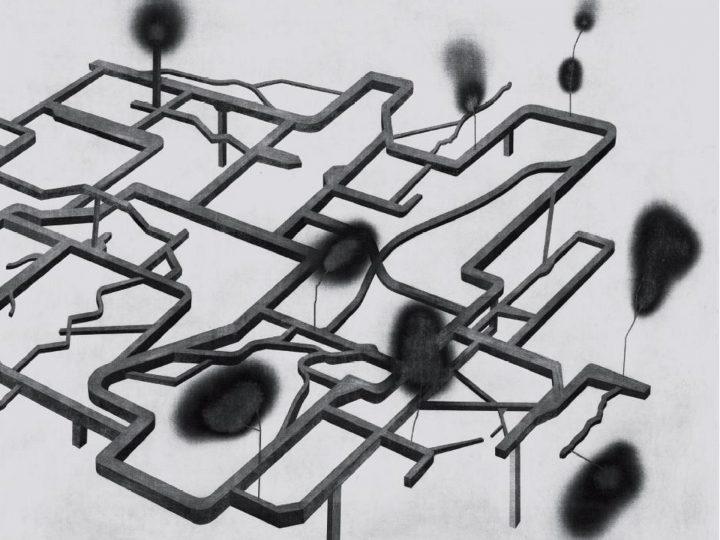 Vernisáž: Ondřej Michálek – Nové labyrinty