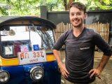 Tuktukem z Bangkoku domů – příjezd
