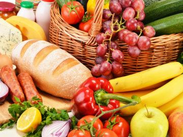 Mikroživiny a makroživiny ve stravě. Bílkoviny a zdravé tuky