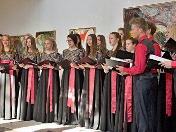 Koncert Pěveckého sboru Cantabile v rámci akce Zpíváme pro UNICEF