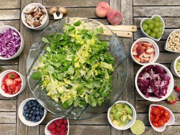 Stravovací návyky a náhrada pokrmů