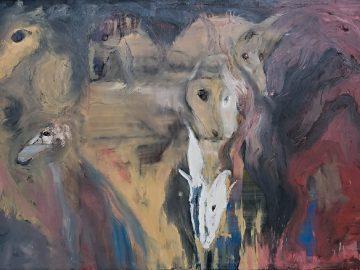 Tibor Červeňák – Koně a ženy