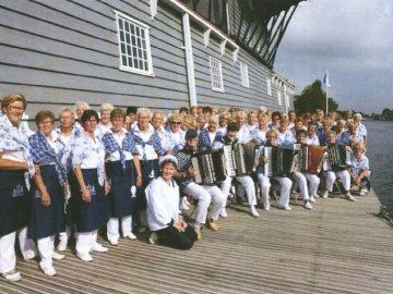 Holandský pěvecký sbor De Vlietgrieten