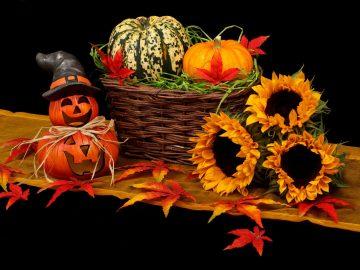 Halloweenské tvoření pro děti