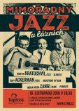 Mimořádný jazz v lázních