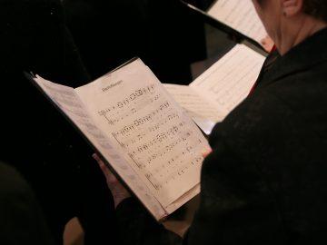 Ženský pěvecký sbor, Smíšený sbor Parson a zpěváci z Klubu seniorů Hranice