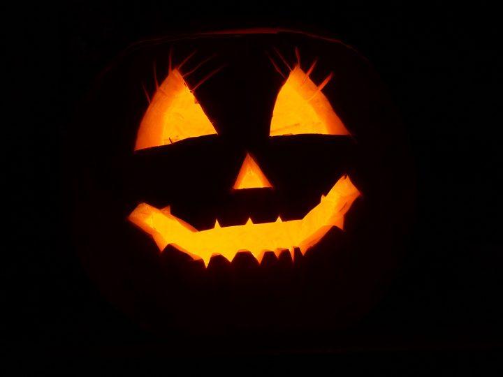 Halloweenský nářez