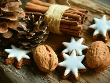 Minimalistické Vánoce