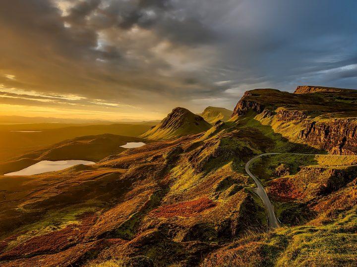 Skotsko: Cestovatelský večer
