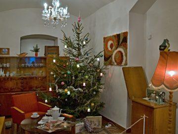 Vánoce za totáče / fotogalerie / Vánoce za totáče v muzeu na Staré radnici, foto: Jiří Necid