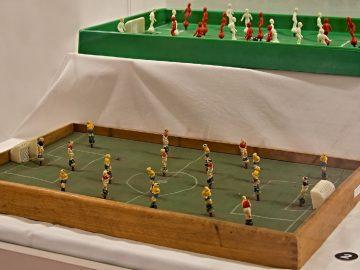 Ať žije fotbal! / fotogalerie / Výstava Ať žije fotbal!, foto: Jiří Necid