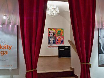 Jan Koráb – Plakáty a loga / fotogalerie / Výstava Jan Koráb - Plakáty a loga, foto: Jiří Necid