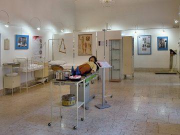 Nemocnice / fotogalerie / Výstava Nemocnice na Staré radnici, foto: Jiří Necid