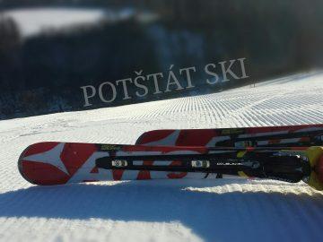 Přebor škol v obřím slalomu