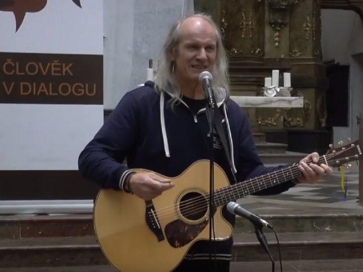 Koncert Ladislava Heryána v Galerii Synagoga