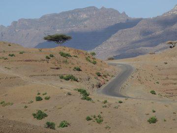 Etiopie: Na střeše Afriky