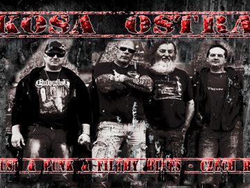 Hard Core / Punk friendly ride / Kosa Ostra / Antiradio punkový flashinet / Alcore