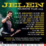 Jelen/Půlnoční vlak Michala Tučného 2019