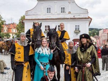 Oslavy 850 let Hranic / fotogalerie / Zdroj: Foto MKZ Hranice