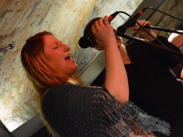 Formace Jazz Q a Daniela Dina Siedlaczek